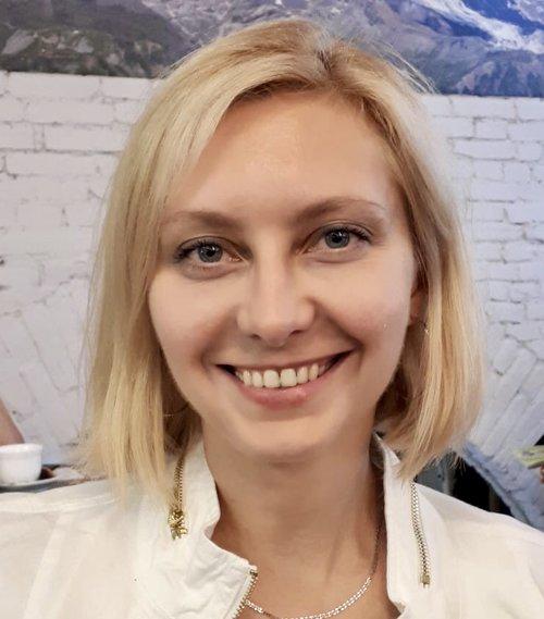 Dr. Natalia Levental